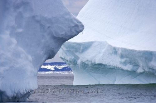 Photo: Iceberg Window Newfoundland Canada