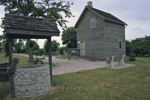 Photo: Josiah Henson House Dresden Ontario