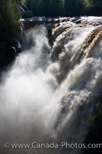 Photo: Kakabeka Falls Waterfall