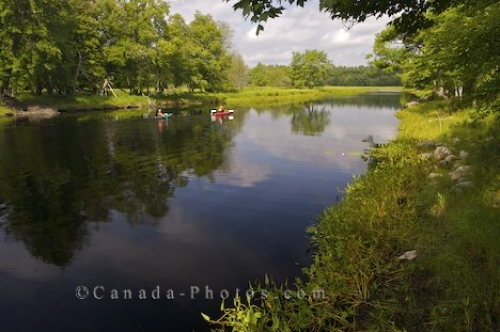 Photo: Kayaking Trips Mersey River Kejimkujik National Park
