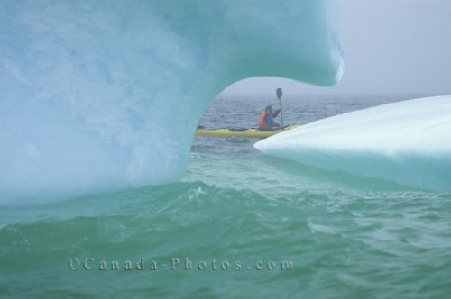 Photo: Kayaks Adventures Icebergs