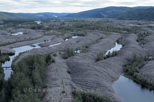 Photo: Klondike Gold Rush Landscape Yukon