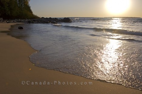 Photo: Lake Superior Katherine Cove Ontario Canada