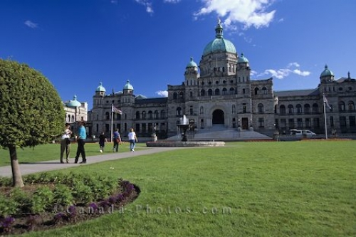 Photo: Legislative Building British Columbia