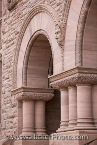 Photo: Ontario Legislative Building Facade Toronto