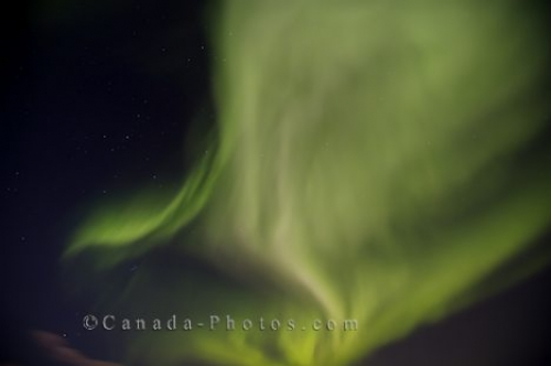 Photo: Aurora borealis Light Display Churchill Manitoba