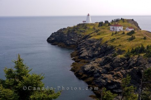 Photo: Swallowtail Light House New Brunswick