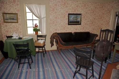 Photo: Living Quarters Cape Spear Lighthouse