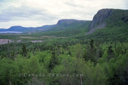 Photo: Long Range Mountains Newfoundland