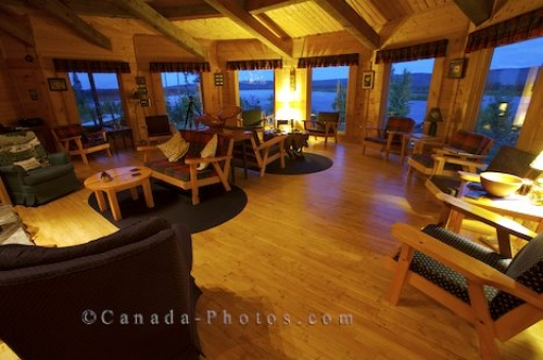 Photo: Lounge Room Rifflin Hitch Lodge Labrador