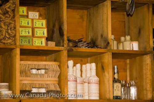 Photo: Lower Fort Garry General Store Selkirk Manitoba