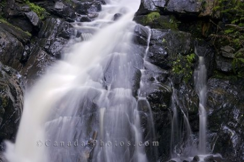 Photo: MacIntosh Brook Falls Cape Breton Nova Scotia