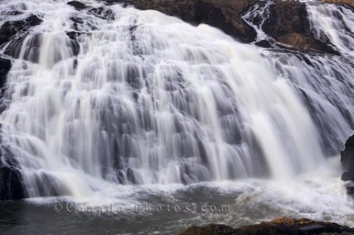 Photo: Magpie High Falls Wawa Ontario