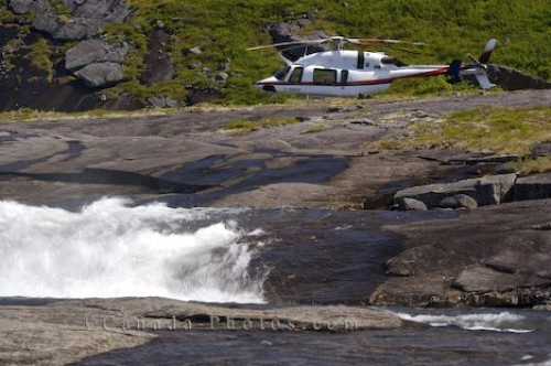 Photo: Mealy Mountains Helicopter Southern Labrador
