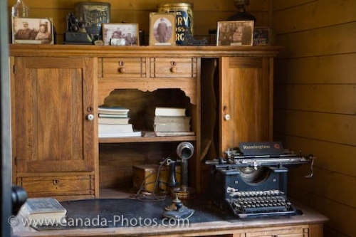 Photo: Mennonite Heritage Village Store Steinbach Manitoba