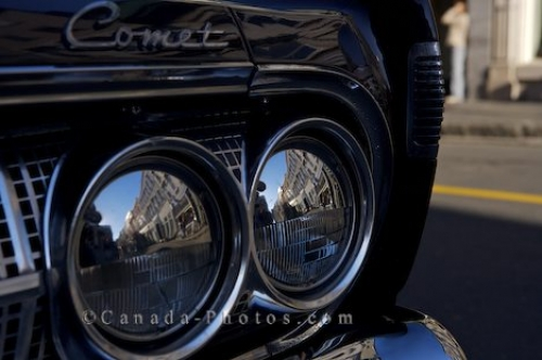 Photo: Mercury Comet Headlights