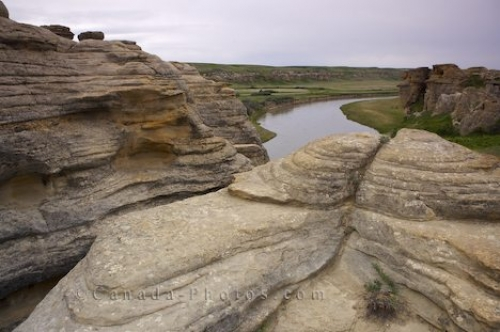 Photo: Milk River Southern Alberta