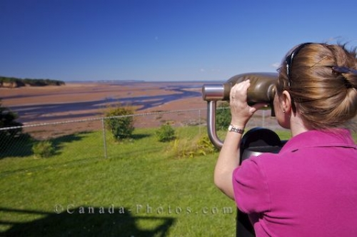 Photo: Minas Basin Scenery Nova Scotia