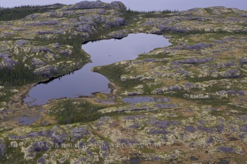 Photo: Mountain Landscape Southern Labrador