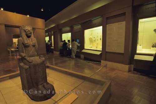 Photo: Museum Exhibit Toronto