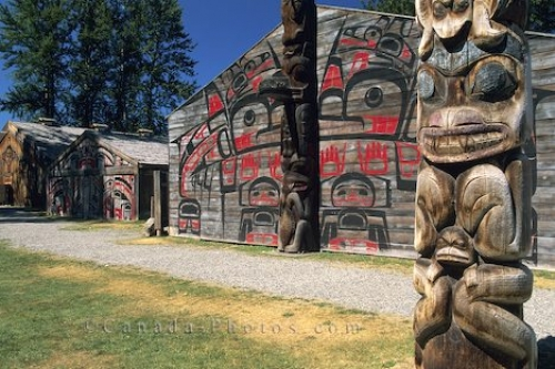 Photo: K san Native Village British Columbia