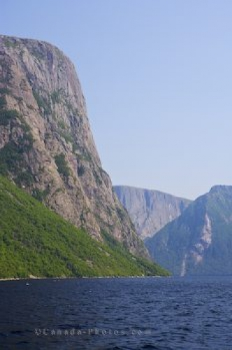 Photo: Newfoundland Boat Tours Western Brook Pond