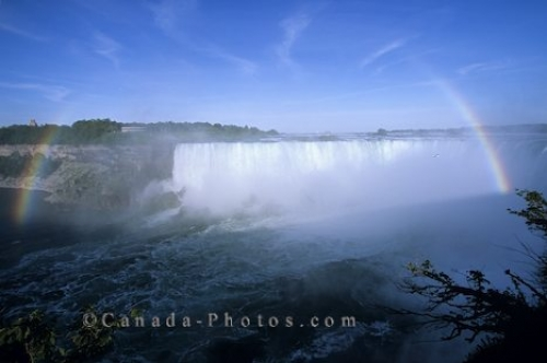 Photo: Niagara Falls Rainbow Ontario