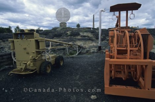 Photo: Nickel Mining Museum Sudbury Ontario