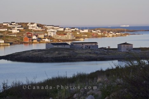 Photo: Organs Island Red Bay Southern Labrador