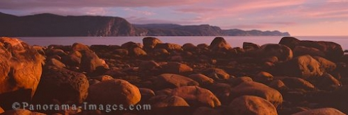 Photo: Panoramic Newfoundland Coast