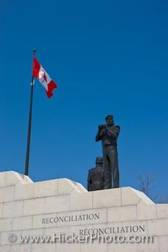 Photo: Peacekeeping Monument Ottawa