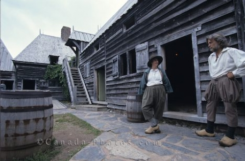 Photo: Port Royal Historic Site Nova Scotia