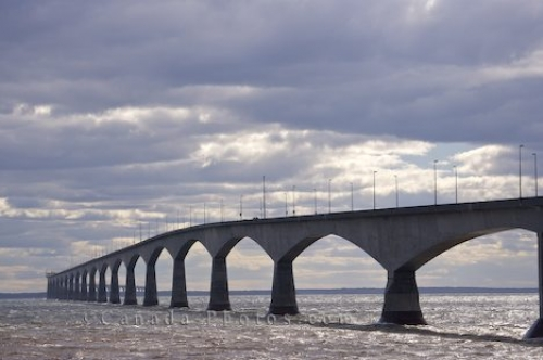 Photo: Prince Edward Island Confederation Bridge