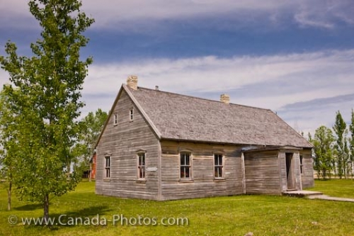Photo: Blumenhof Private Mennonite School Steinbach Manitoba