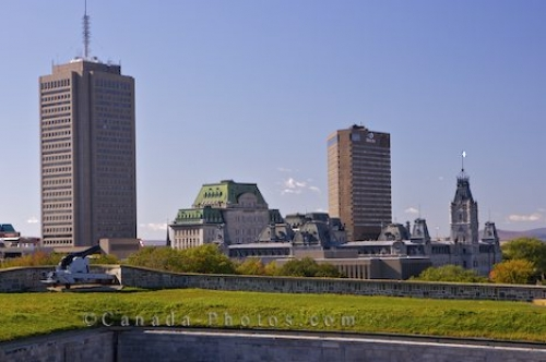 Photo: Quebec City Buildings La Citadelle