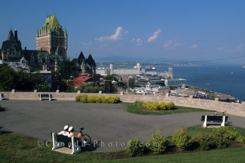 Photo: Quebec City Citadelle