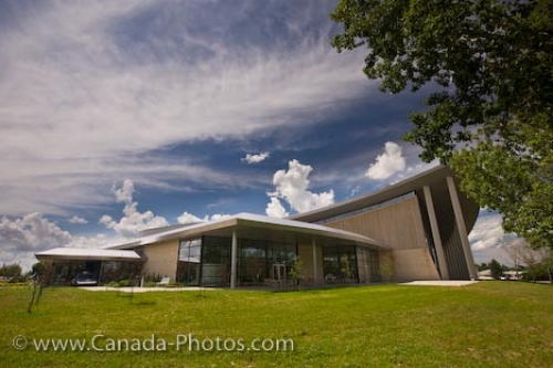 Photo: RCMP Heritage Centre Building Architecture Regina Saskatchewan