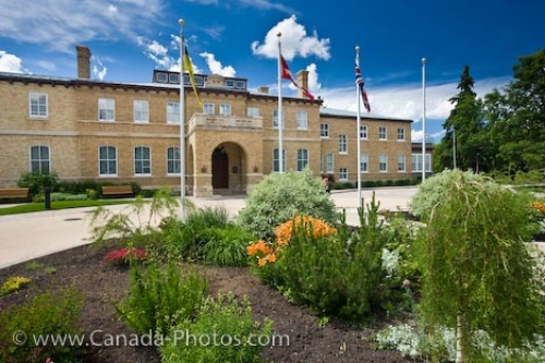 Photo: Regina City Government House Saskatchewan Canada