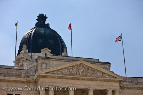 Photo: Regina Legislative Building Architecture