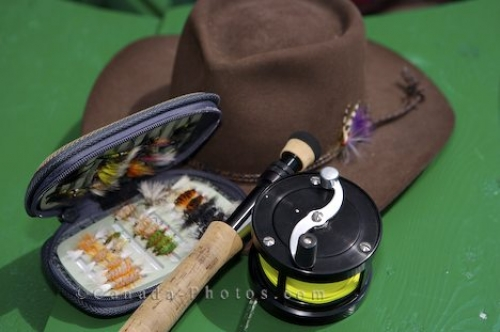 Photo: River Fly Fishing Gear Picture