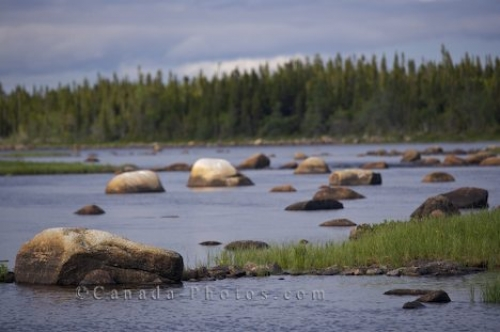 Photo: River Rocks Newfoundland