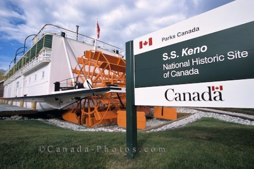 Photo: Riverboat keno Yukon