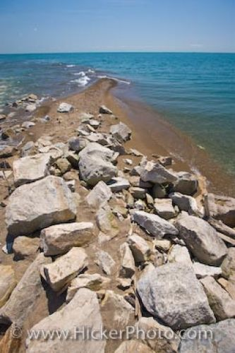 Photo: Rocky Peninsula Lake Erie Leamington Ontario Canada