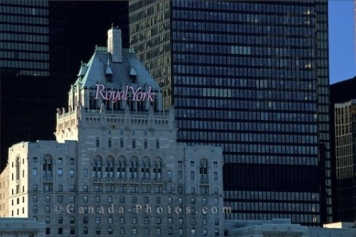 Photo: Royal York Hotel Toronto Ontario