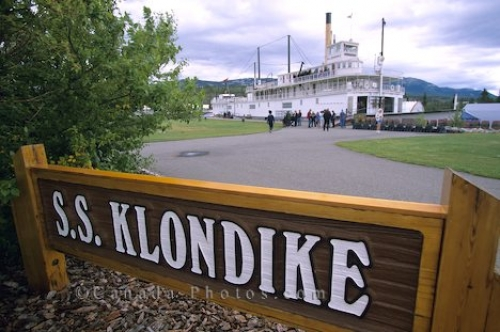 Photo: Sternwheeler Yukon