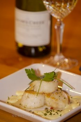 Photo: Scallops Tuckamore Lodge