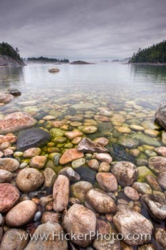 Photo: Sinclair Cove Rocky Shoreline