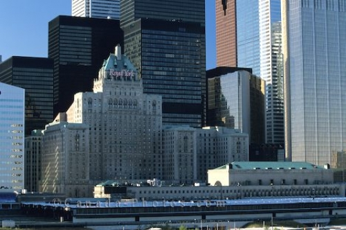 Photo: Skyline Toronto Royal York