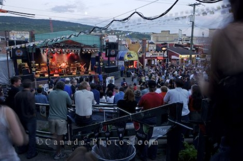 Photo: St Johns George Street Festival Newfoundland