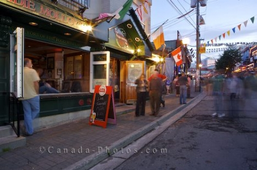 Photo: St Johns Nightlife George Street Festival Newfoundland